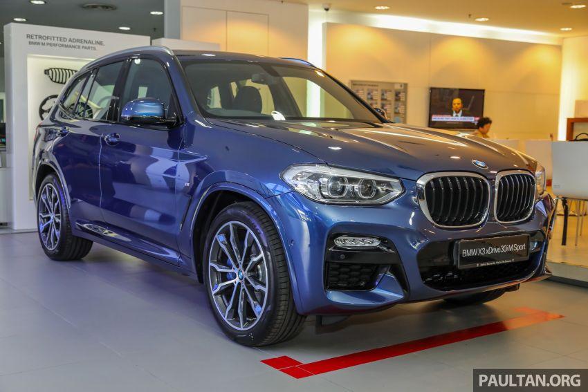 G01 BMW X3 xDrive30i M Sport in Malaysia – RM329k Image #1021954