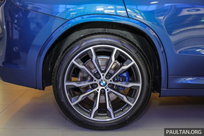 G01 BMW X3 xDrive30i M Sport in Malaysia – RM329k Image #1021972