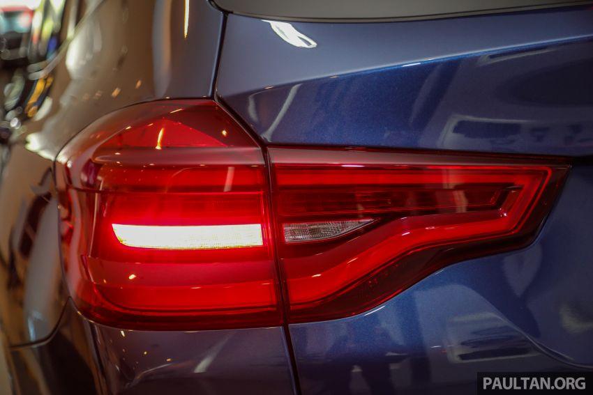 G01 BMW X3 xDrive30i M Sport in Malaysia – RM329k Image #1021974