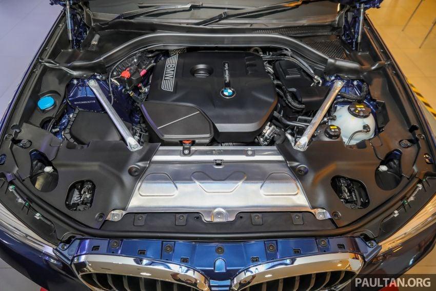 G01 BMW X3 xDrive30i M Sport in Malaysia – RM329k Image #1021981
