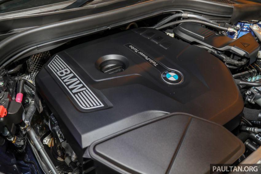 G01 BMW X3 xDrive30i M Sport in Malaysia – RM329k Image #1021982
