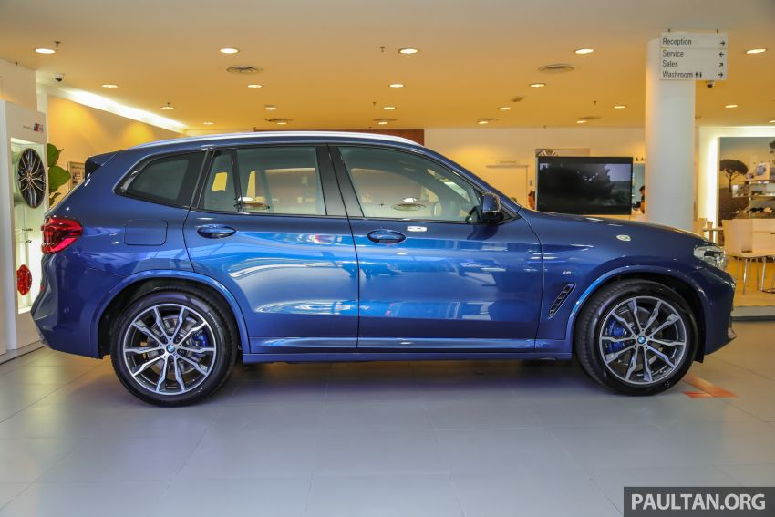 G01 BMW X3 xDrive30i M Sport in Malaysia – RM329k Image #1021957