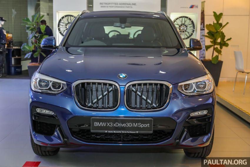 G01 BMW X3 xDrive30i M Sport in Malaysia – RM329k Image #1021958
