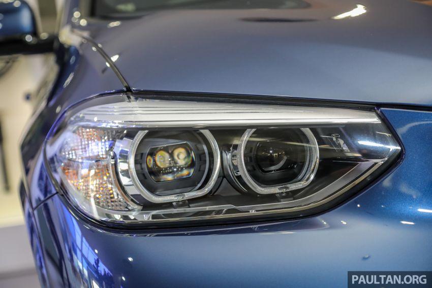 G01 BMW X3 xDrive30i M Sport in Malaysia – RM329k Image #1021961