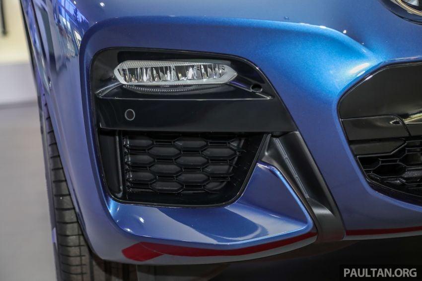 G01 BMW X3 xDrive30i M Sport in Malaysia – RM329k Image #1021962