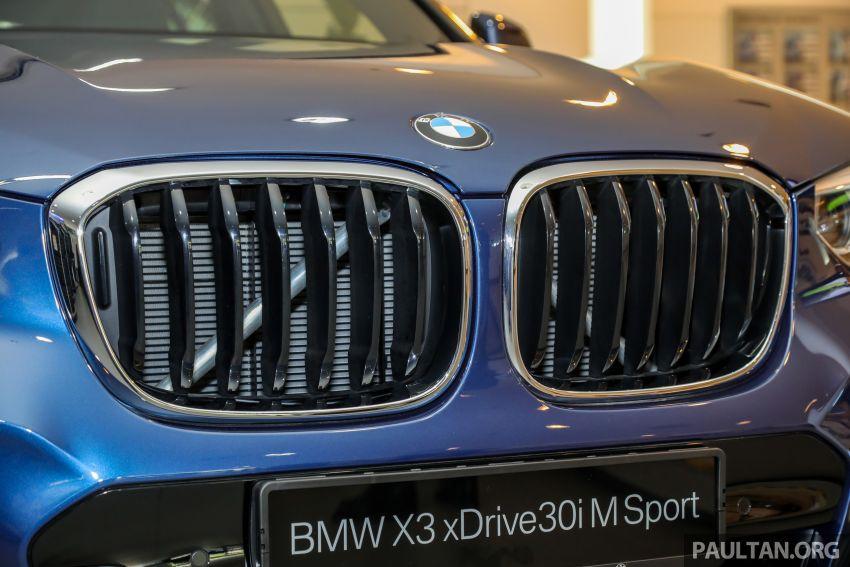 G01 BMW X3 xDrive30i M Sport in Malaysia – RM329k Image #1021963