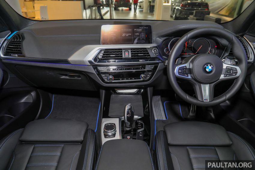 G01 BMW X3 xDrive30i M Sport in Malaysia – RM329k Image #1021983