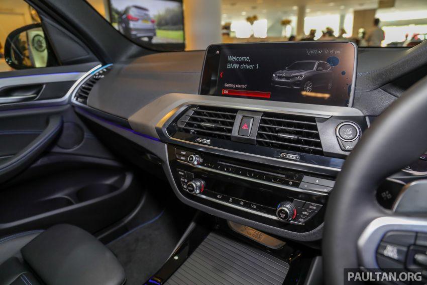 G01 BMW X3 xDrive30i M Sport in Malaysia – RM329k Image #1021993