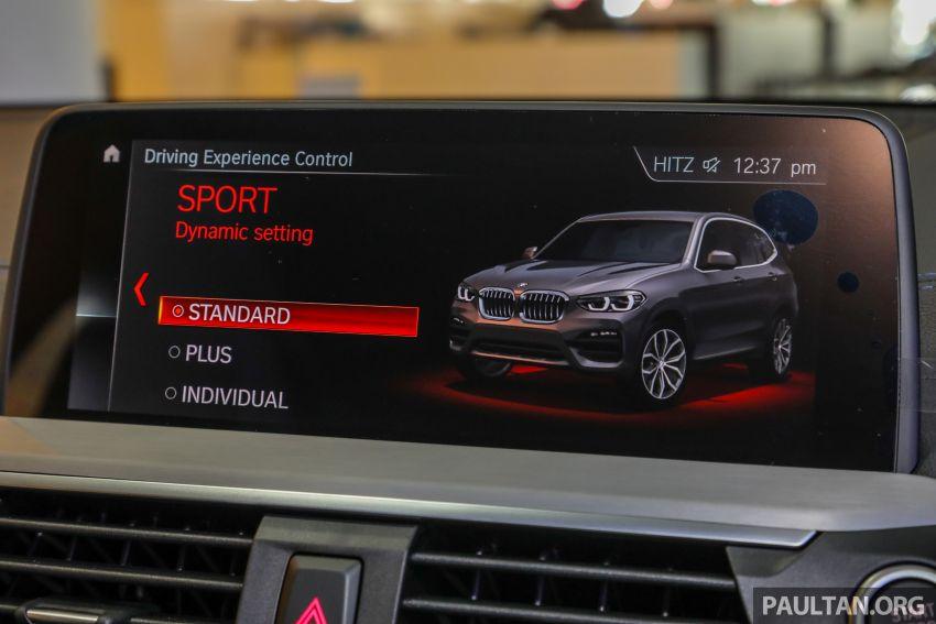 G01 BMW X3 xDrive30i M Sport in Malaysia – RM329k Image #1021999