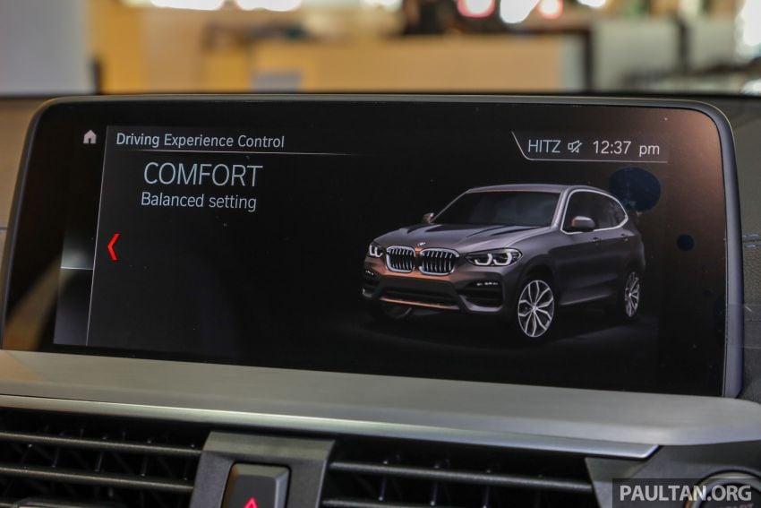 G01 BMW X3 xDrive30i M Sport in Malaysia – RM329k Image #1022000