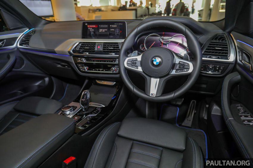 G01 BMW X3 xDrive30i M Sport in Malaysia – RM329k Image #1022018