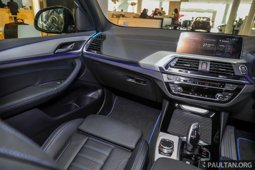 G01 BMW X3 xDrive30i M Sport in Malaysia – RM329k Image #1022020