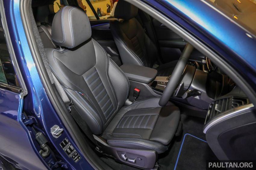 G01 BMW X3 xDrive30i M Sport in Malaysia – RM329k Image #1022022