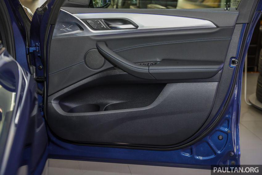 G01 BMW X3 xDrive30i M Sport in Malaysia – RM329k Image #1022026