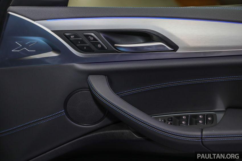 G01 BMW X3 xDrive30i M Sport in Malaysia – RM329k Image #1022027