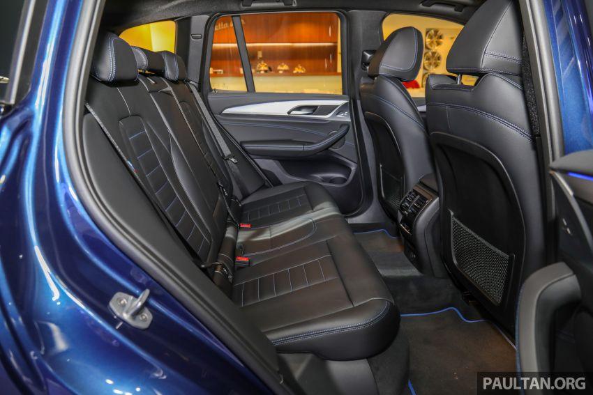 G01 BMW X3 xDrive30i M Sport in Malaysia – RM329k Image #1022028