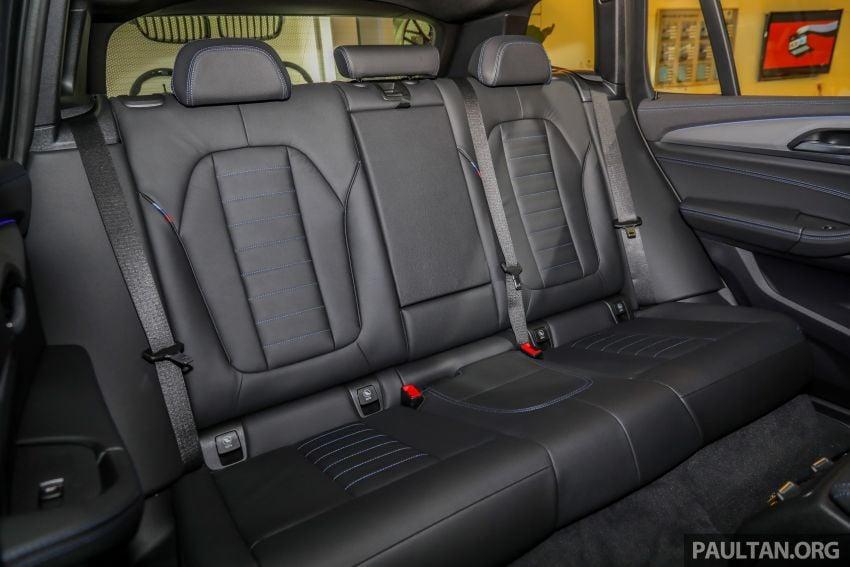 G01 BMW X3 xDrive30i M Sport in Malaysia – RM329k Image #1022029