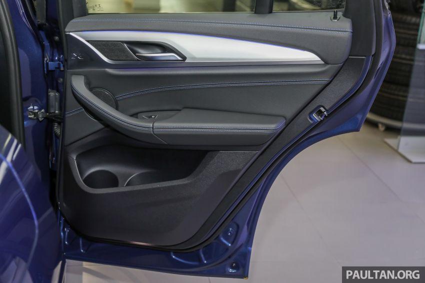 G01 BMW X3 xDrive30i M Sport in Malaysia – RM329k Image #1022032
