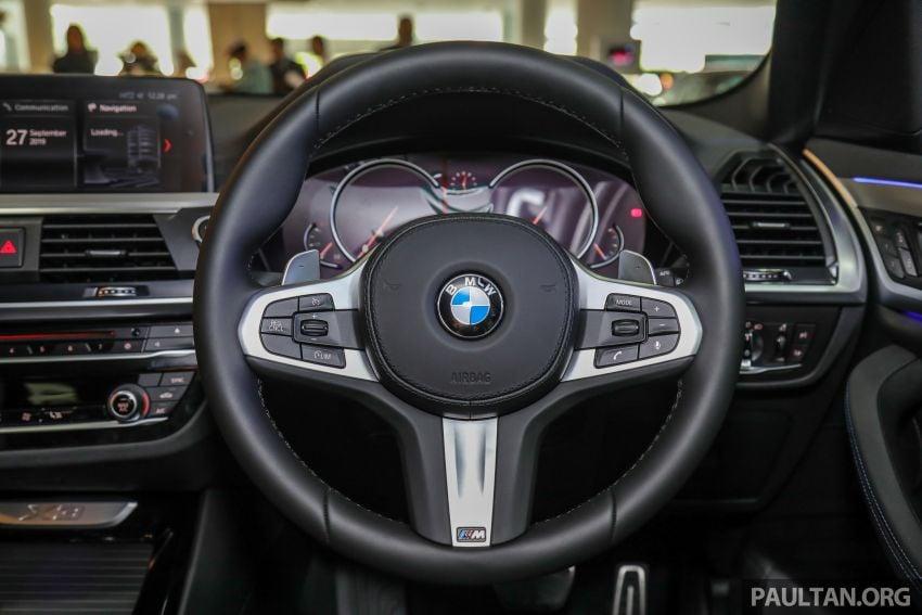 G01 BMW X3 xDrive30i M Sport in Malaysia – RM329k Image #1021987