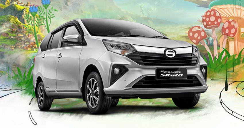 2019 Toyota Calya, Daihatsu Sigra facelifts launched in Indonesia – updated styling, revised equipment list Image #1017498