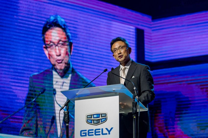 Geely Coolray officially launched in the Philippines – three 1.5L turbo variants; price starts from RM78,641 Image #1021443