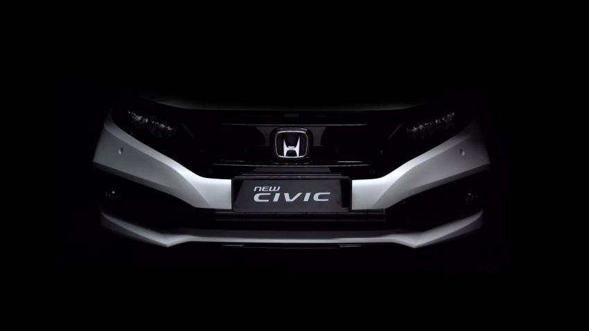 2019 Honda Civic facelift now open for booking in M'sia ahead of Q4 launch – Honda Sensing added Image #1012347