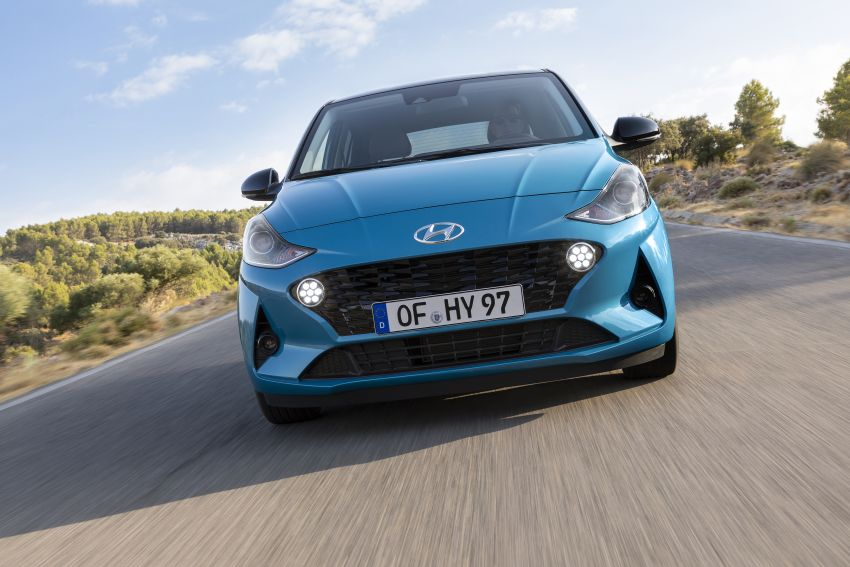 2019 Hyundai i10 unveiled – new tech, same engines Image #1010046
