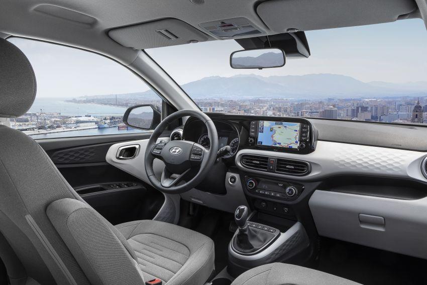 2019 Hyundai i10 unveiled – new tech, same engines Image #1010056