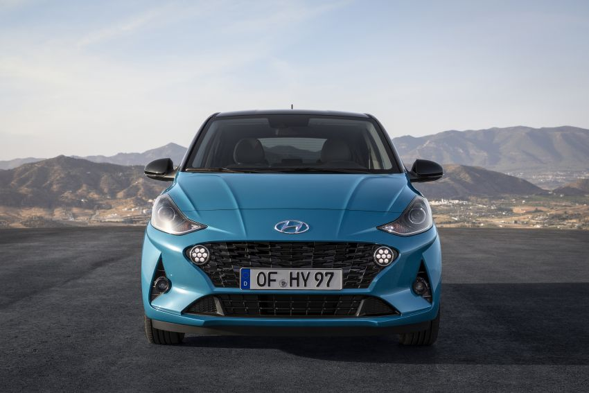 2019 Hyundai i10 unveiled – new tech, same engines Image #1010029
