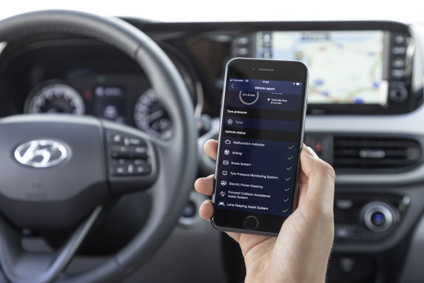 2019 Hyundai i10 unveiled – new tech, same engines Image #1010101