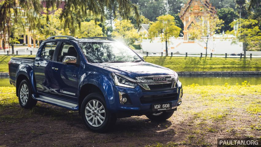 DRIVEN: 2019 Isuzu D-Max 1.9 Ddi – back to present Image #1015716