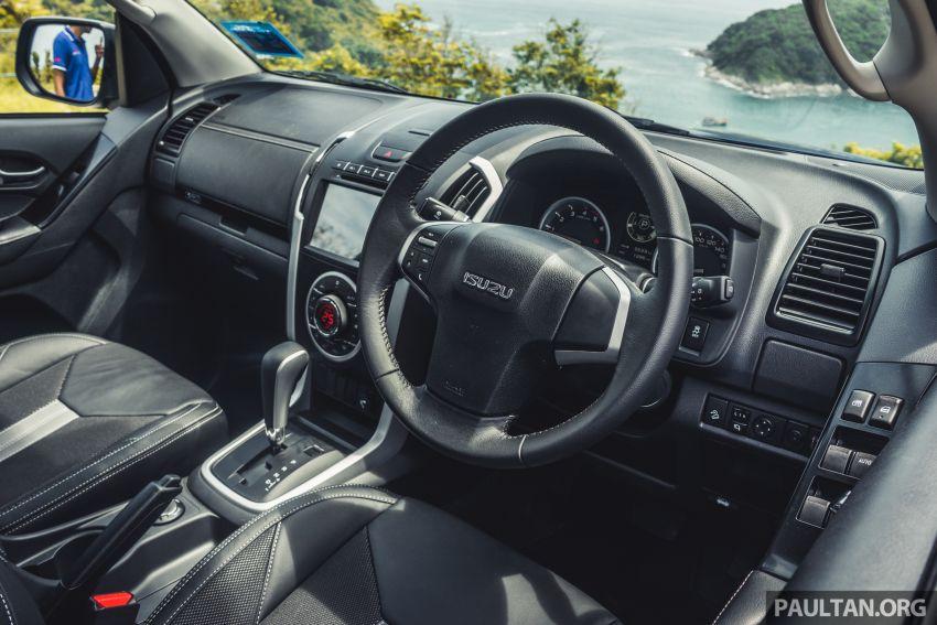 DRIVEN: 2019 Isuzu D-Max 1.9 Ddi – back to present Image #1015740