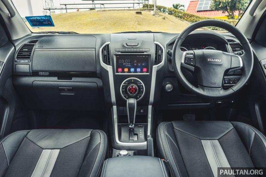 DRIVEN: 2019 Isuzu D-Max 1.9 Ddi – back to present Image #1015742
