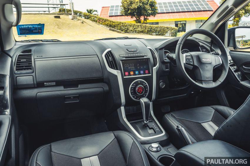DRIVEN: 2019 Isuzu D-Max 1.9 Ddi – back to present Image #1015743