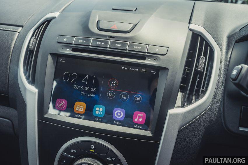 DRIVEN: 2019 Isuzu D-Max 1.9 Ddi – back to present Image #1015745