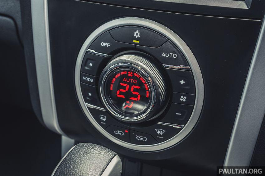DRIVEN: 2019 Isuzu D-Max 1.9 Ddi – back to present Image #1015747