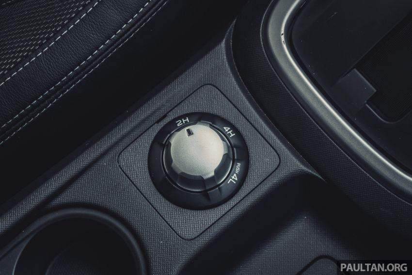 DRIVEN: 2019 Isuzu D-Max 1.9 Ddi – back to present Image #1015750