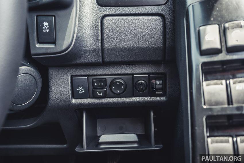 DRIVEN: 2019 Isuzu D-Max 1.9 Ddi – back to present Image #1015753