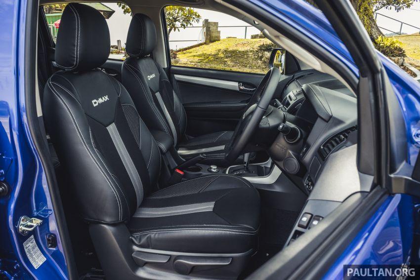 DRIVEN: 2019 Isuzu D-Max 1.9 Ddi – back to present Image #1015759