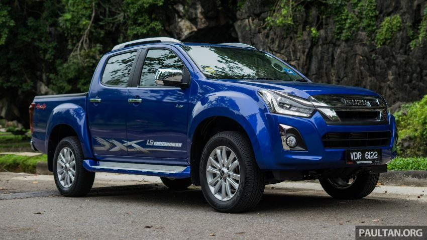 2019 Isuzu D-Max 1.9L Ddi BluePower to be launched in Malaysia on September 18 – 150 PS and 350 Nm Image #1011172