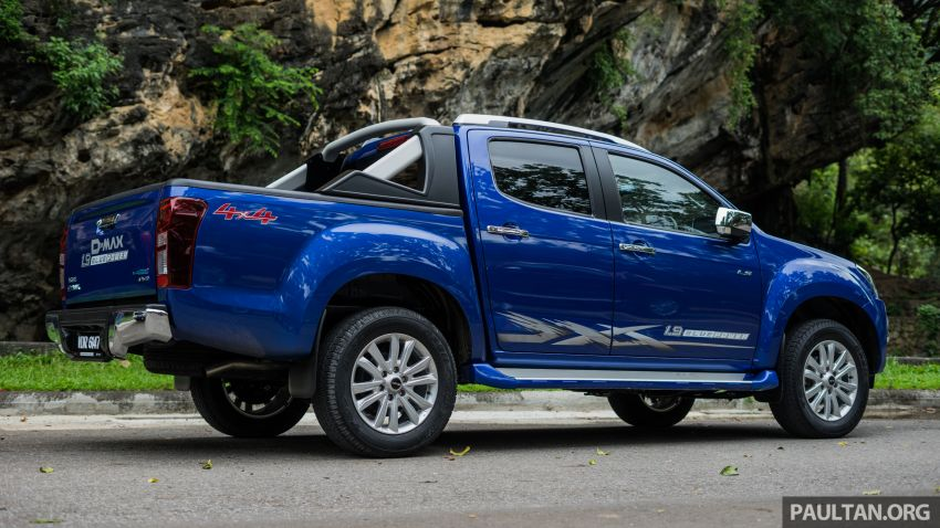 2019 Isuzu D-Max 1.9L Ddi BluePower to be launched in Malaysia on September 18 – 150 PS and 350 Nm Image #1011173