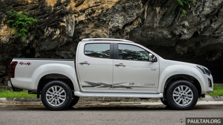 2019 Isuzu D-Max 1.9L Ddi BluePower to be launched in Malaysia on September 18 – 150 PS and 350 Nm Image #1011174