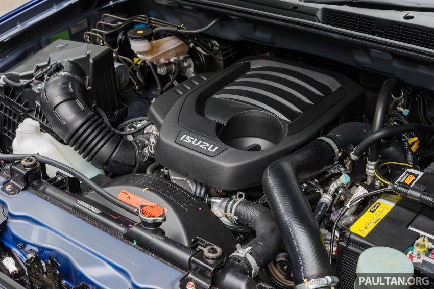 2019 Isuzu D-Max 1.9L Ddi BluePower to be launched in Malaysia on September 18 – 150 PS and 350 Nm Image #1011179