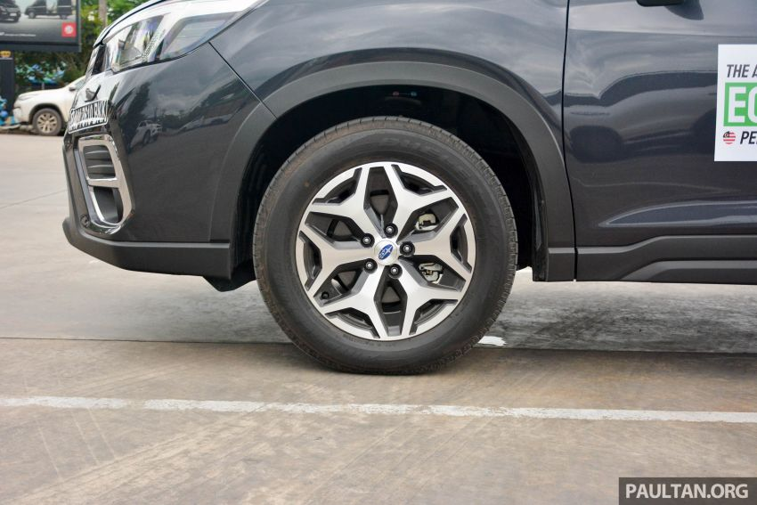 DRIVEN: 2019 Subaru Forester – living with the fifth-gen SUV on a 1,300 km drive from Penang to Bangkok Image #1020933
