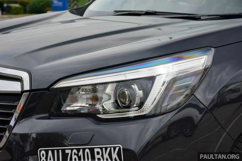 DRIVEN: 2019 Subaru Forester – living with the fifth-gen SUV on a 1,300 km drive from Penang to Bangkok Image #1020934