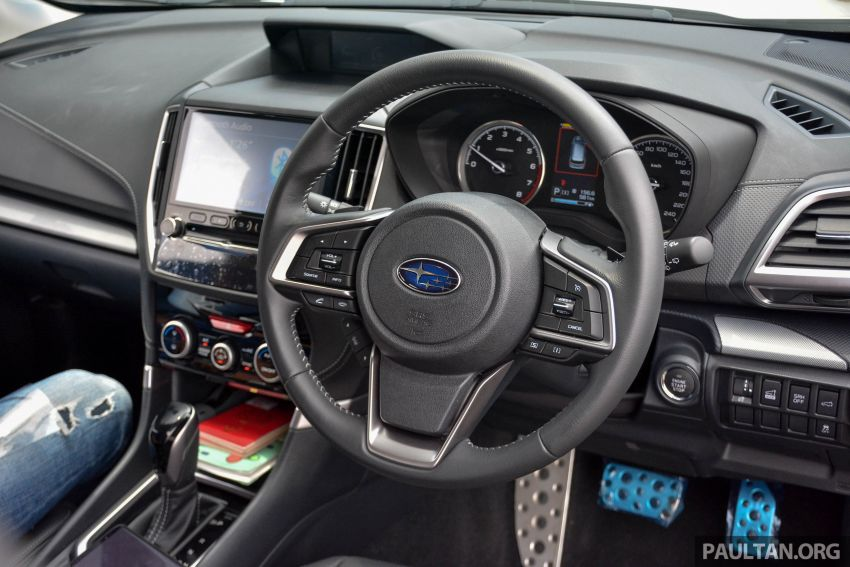 DRIVEN: 2019 Subaru Forester – living with the fifth-gen SUV on a 1,300 km drive from Penang to Bangkok Image #1020940