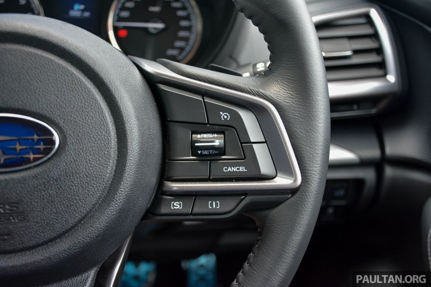 DRIVEN: 2019 Subaru Forester – living with the fifth-gen SUV on a 1,300 km drive from Penang to Bangkok Image #1020941