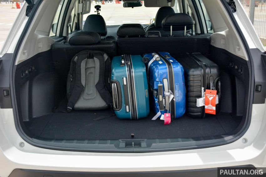 DRIVEN: 2019 Subaru Forester – living with the fifth-gen SUV on a 1,300 km drive from Penang to Bangkok Image #1020956