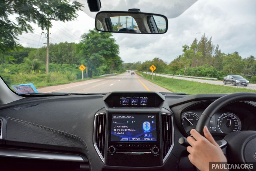 DRIVEN: 2019 Subaru Forester – living with the fifth-gen SUV on a 1,300 km drive from Penang to Bangkok Image #1020959