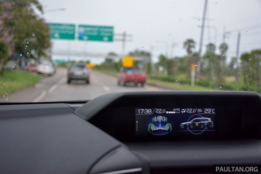 DRIVEN: 2019 Subaru Forester – living with the fifth-gen SUV on a 1,300 km drive from Penang to Bangkok Image #1020963